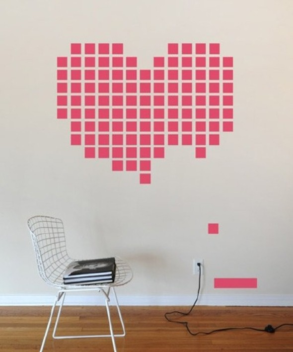 22 id ias para decorar parede com papel contact - Decorar pared fotos ...