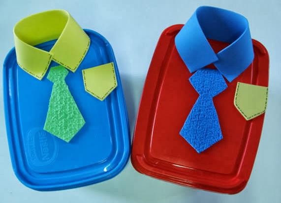 18 Idéias De Presentes Para O Dia Dos Pais Usando Reciclagem