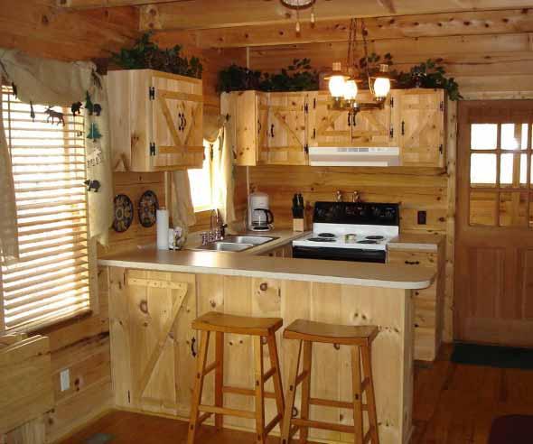 Dicas de decoração rústica na cozinha