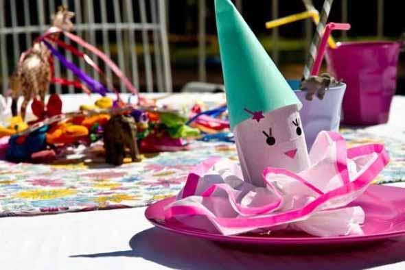 Decoração de festa para o Dia das Crianças 005