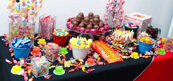 Decoração de festa para o Dia das Crianças 009