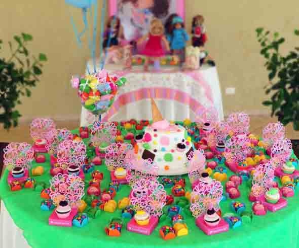 Decoração de festa para o Dia das Crianças 010