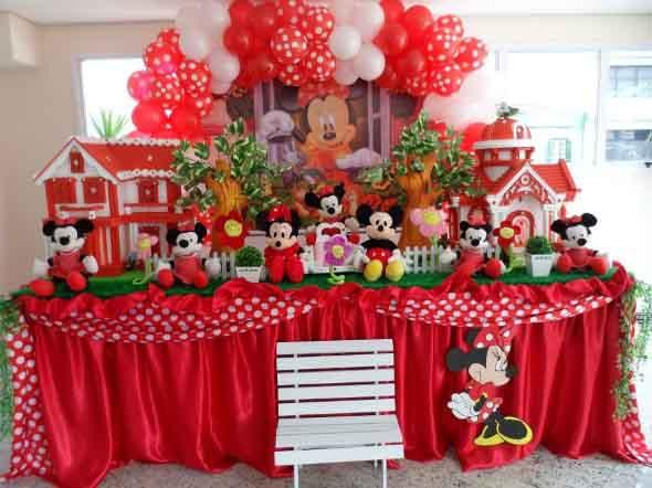 Decoração de festa para o Dia das Crianças 013
