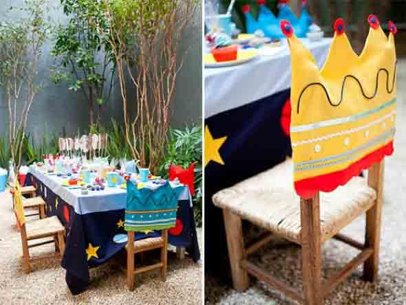Decoração de festa para o Dia das Crianças 018