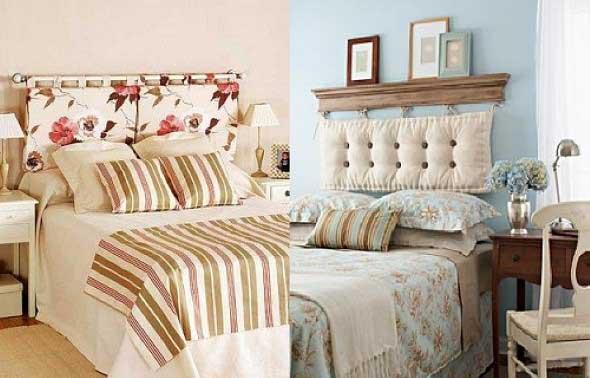 Cabeceira de cama funcional 008