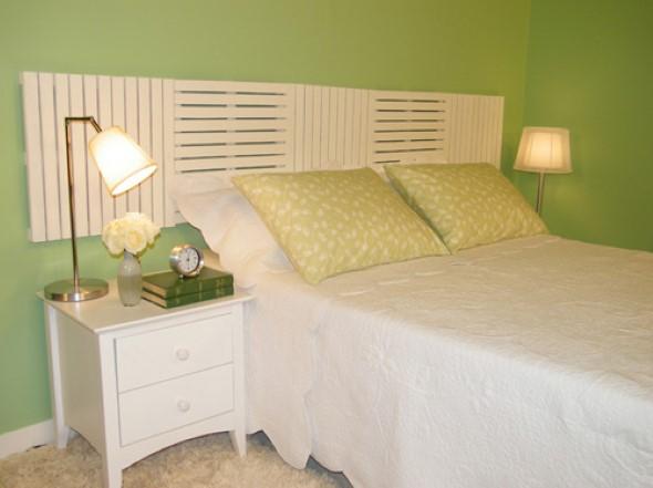 Cabeceira de cama funcional 012