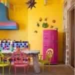 Cozinhas coloridas 013