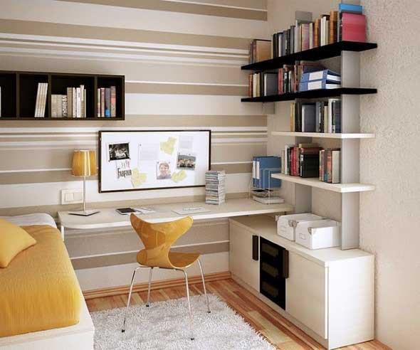 Decoração para Home Office 001