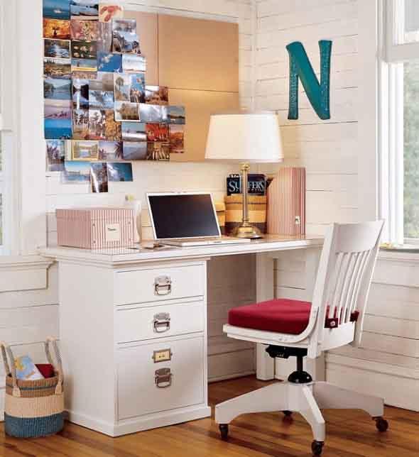 Decoração para Home Office 006