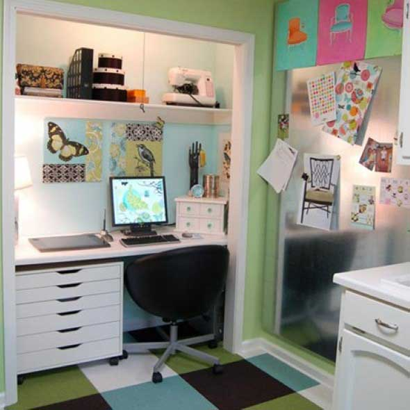 Decoração para Home Office 008