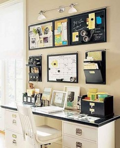 Decoração para Home Office 011