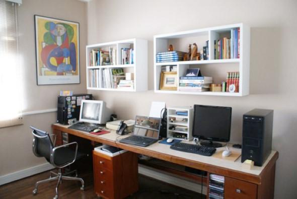 Decoração para Home Office 018