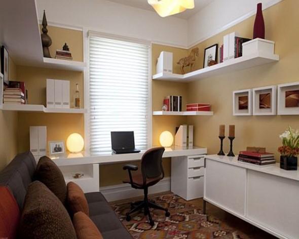Decoração para Home Office 019