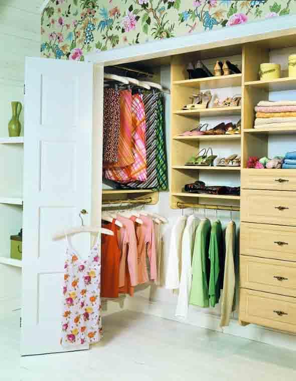 Dividir o quarto para ter um closet 011