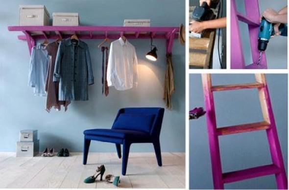 Dividir o quarto para ter um closet 018