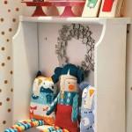 Usar gavetas como nichos decorativos 007