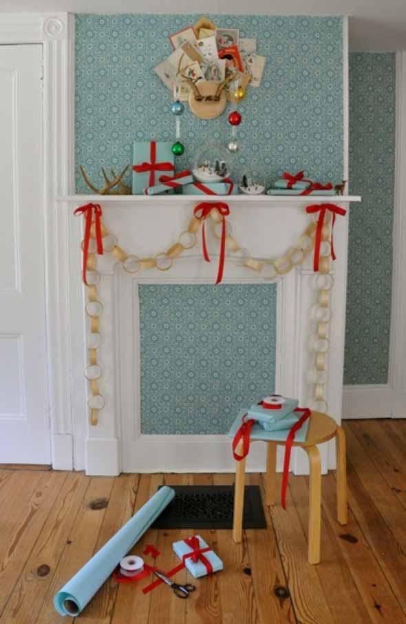 Ideias criativas para decoração de Natal 005