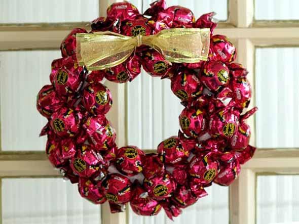 Ideias criativas para decoração de Natal 009