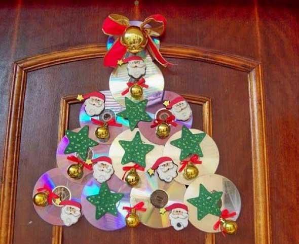 Ideias criativas para decoração de Natal 013