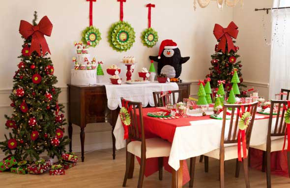Ideias criativas para decoração de Natal 014