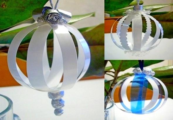 Ideias criativas para decoração de Natal 016