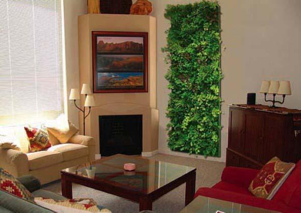 Jardins verticais para decorar casas e apartamentos 003