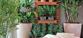 24 dicas de jardins verticais para decorar casas e apartamentos