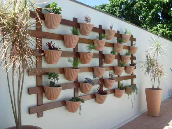 Jardins verticais para decorar casas e apartamentos 007