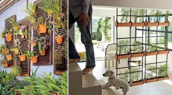 Jardins verticais para decorar casas e apartamentos 008