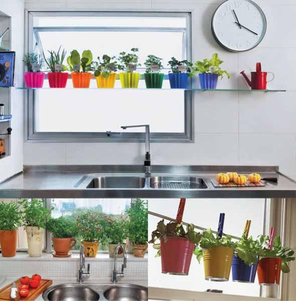 Jardins verticais para decorar casas e apartamentos 009