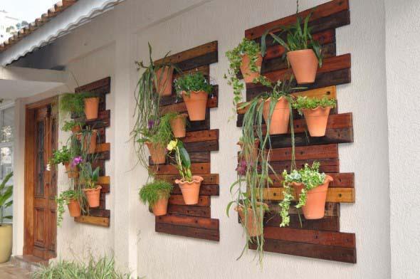 Jardins verticais para decorar casas e apartamentos 012