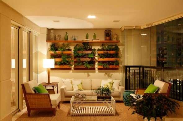 Jardins verticais para decorar casas e apartamentos 019