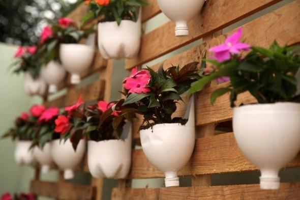 Jardins verticais para decorar casas e apartamentos 022