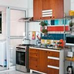 Área de serviço na cozinha 011