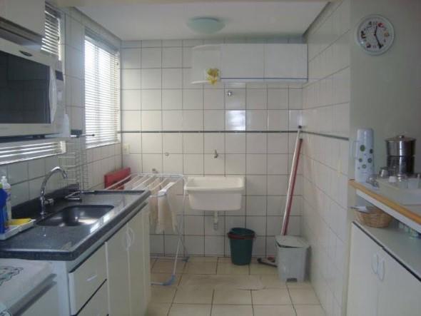 Área de serviço na cozinha 012