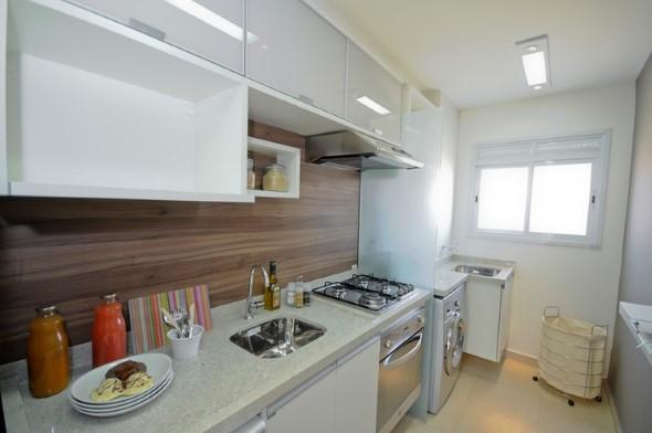 Área de serviço na cozinha 013