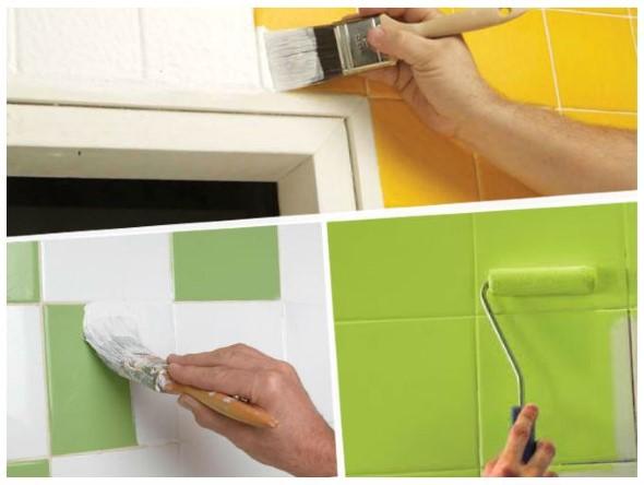 Renove a cozinha pintando os azulejos antigos com tinta ep xi - Precio de pintura para azulejos ...
