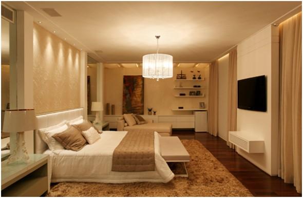 Decoracao Quarto Casal Apartamento ~   quarto do casal 5 dicas de decora??o quarto casal decora??o quarto