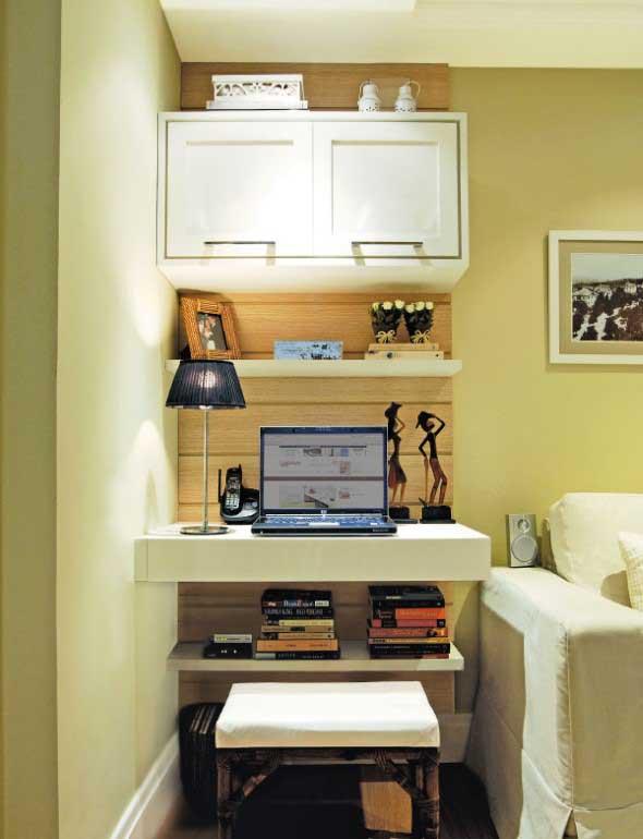 Sala De Estar Funcional ~ ambientes que podem receber o escritório pessoal é a sala de estar