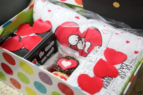 Caixinha surpresa decorada para o Dia dos Namorados 002