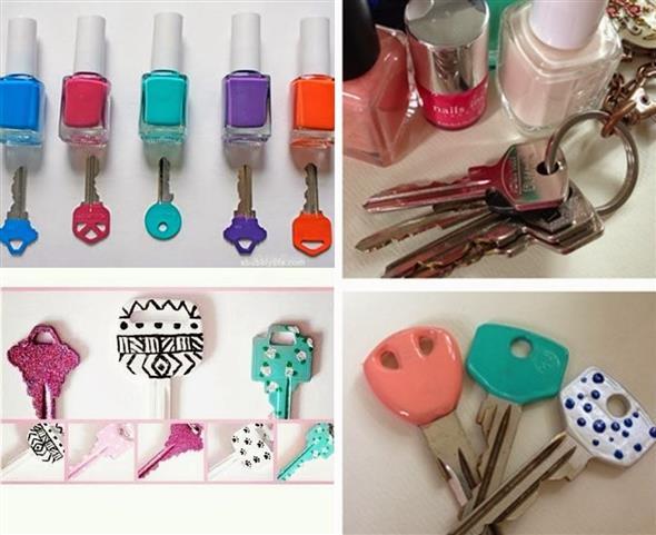 Customizar objetos com esmalte 002
