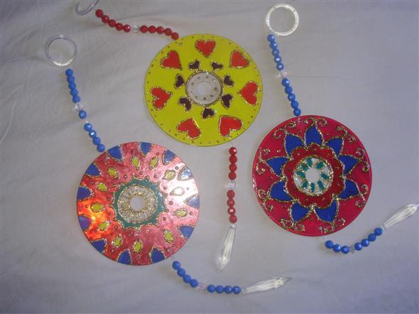 Customizar objetos com esmalte 006
