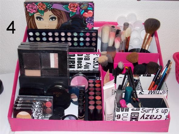 DIY – Organizador de maquiagens 005