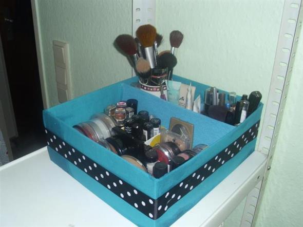 DIY – Organizador de maquiagens 009