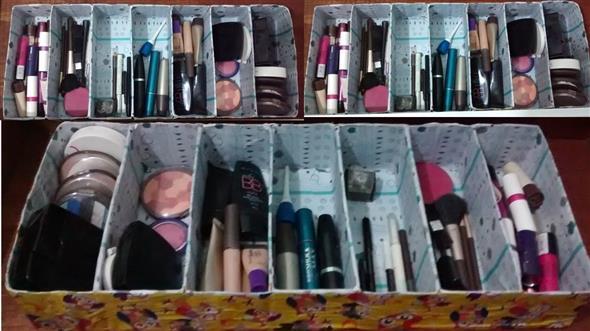 DIY – Organizador de maquiagens 012
