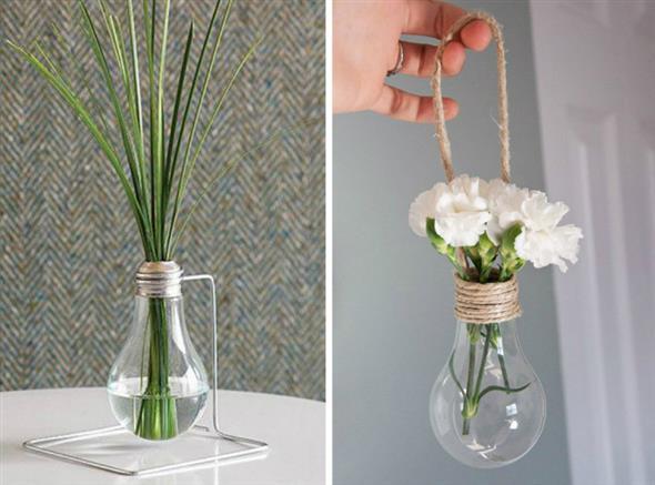 decoracao para lampadas : decoracao para lampadas:modelos de decoração charmosa, que pode ser feita com o uso de