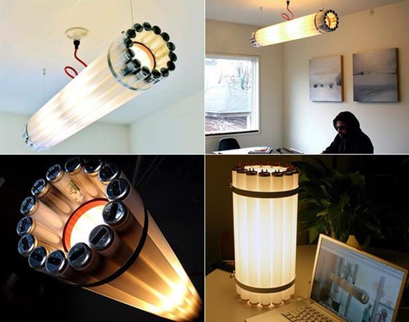 Decoração com lâmpadas queimadas 008