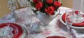 30 ideias de decoração para o jantar do Dia dos Namorados