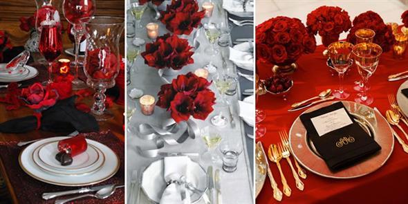 Decoração para o jantar do Dia dos Namorados 007