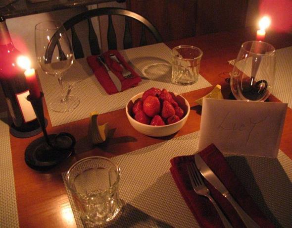 Decoração para o jantar do Dia dos Namorados 016